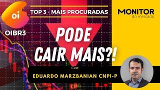 OIBR3   PODE CAIR MAIS?! - 20/09/2021