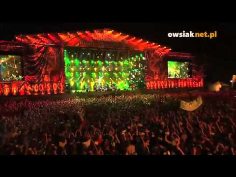 Damian Marley   Welcome To Jamrock Woodstock 2012 Poland HD Quality