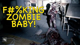 THERE'S A F#%KING ZOMBIE BABY YALL! [DYING LIGHT] [#12]