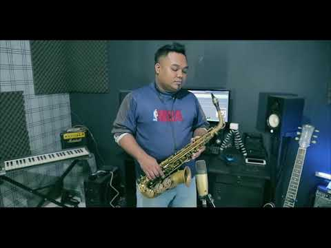"Payung Teduh ""Akad"" cover saxophone alto"