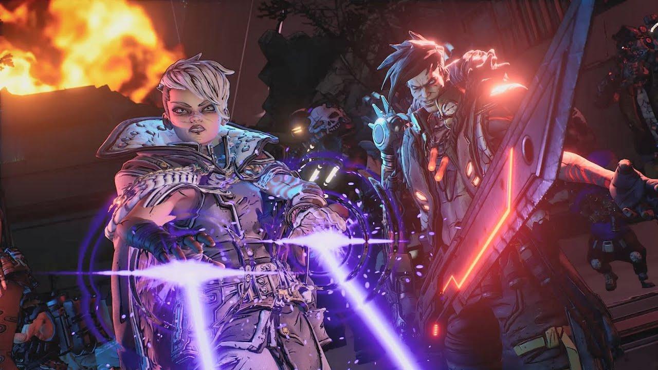 PS4《边缘禁地3》- 官方电影式首发宣传影片:「一起作乱」