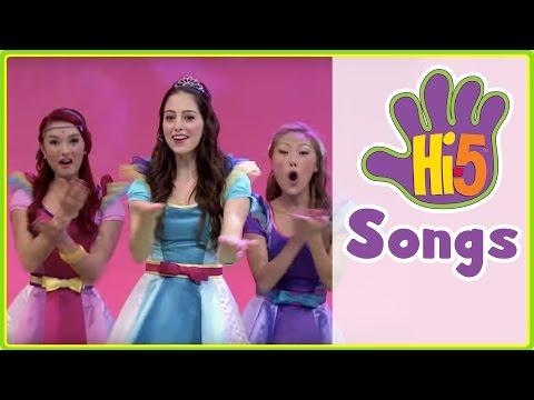 Hi-5 Songs | It's A Party & More Kids Songs | Hi5 Songs Season 15