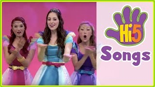 hi 5 songs   it s a party more kids songs   hi5 songs season 15