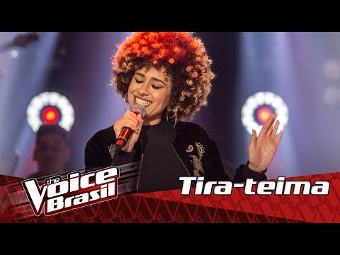 "Manoela Fortuna canta ""Seven Nation Army"" no 'Tira-Teima' – 'The Voice Brasil' | 6ª Temporada"