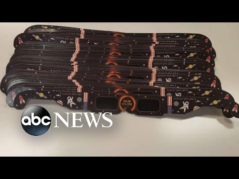 Arizona Teacher Raises Money To Buy 1,000 Eclipse Glasses For Entire School