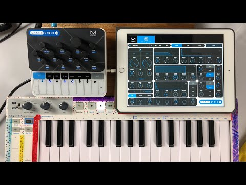 Modal CRAFT SYNTH 2.0 - Let's Take a Look - Live Stream
