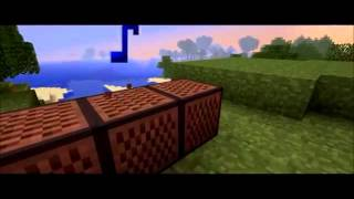 Tnt-A Minecraft Parody Of Taio Cruz's Dynamite (Music Video )