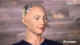 화제의 영상 - 인공지능 로봇 - WIN TV