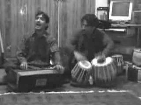 Saleem and tabla Mirwais- Ay Negare Man- (Arwin) 4