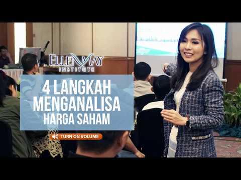 4 Langkah Menganalisa Harga Saham