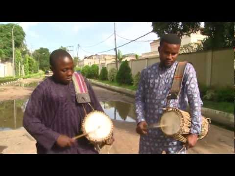 Nigeria Music: Traditional Drums speak to each other