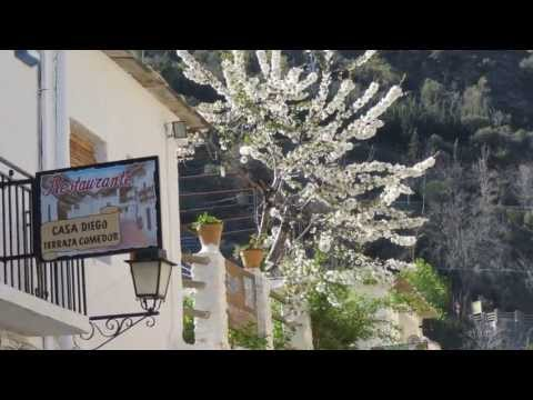 Spain - Port of Motril (Villages of Las Alpujarras)
