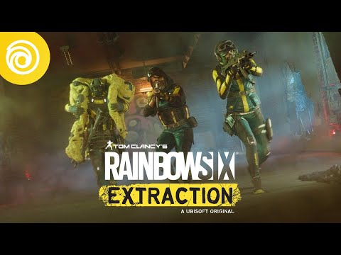 Download Rainbow Six Extraction: Cinematic Reveal Trailer