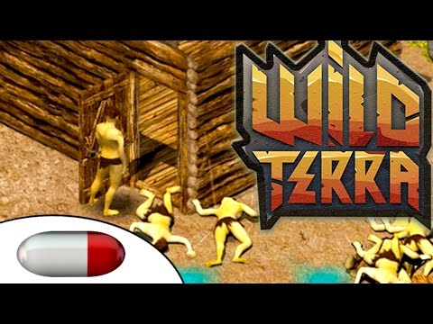 Wild Terra ▶ GIVEAWAY TUTORIAL   Noob Guide   New Survival MMORPG (RS+Rust)