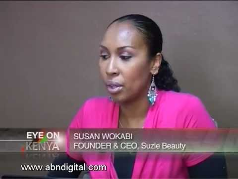 Business of Beauty in Kenya