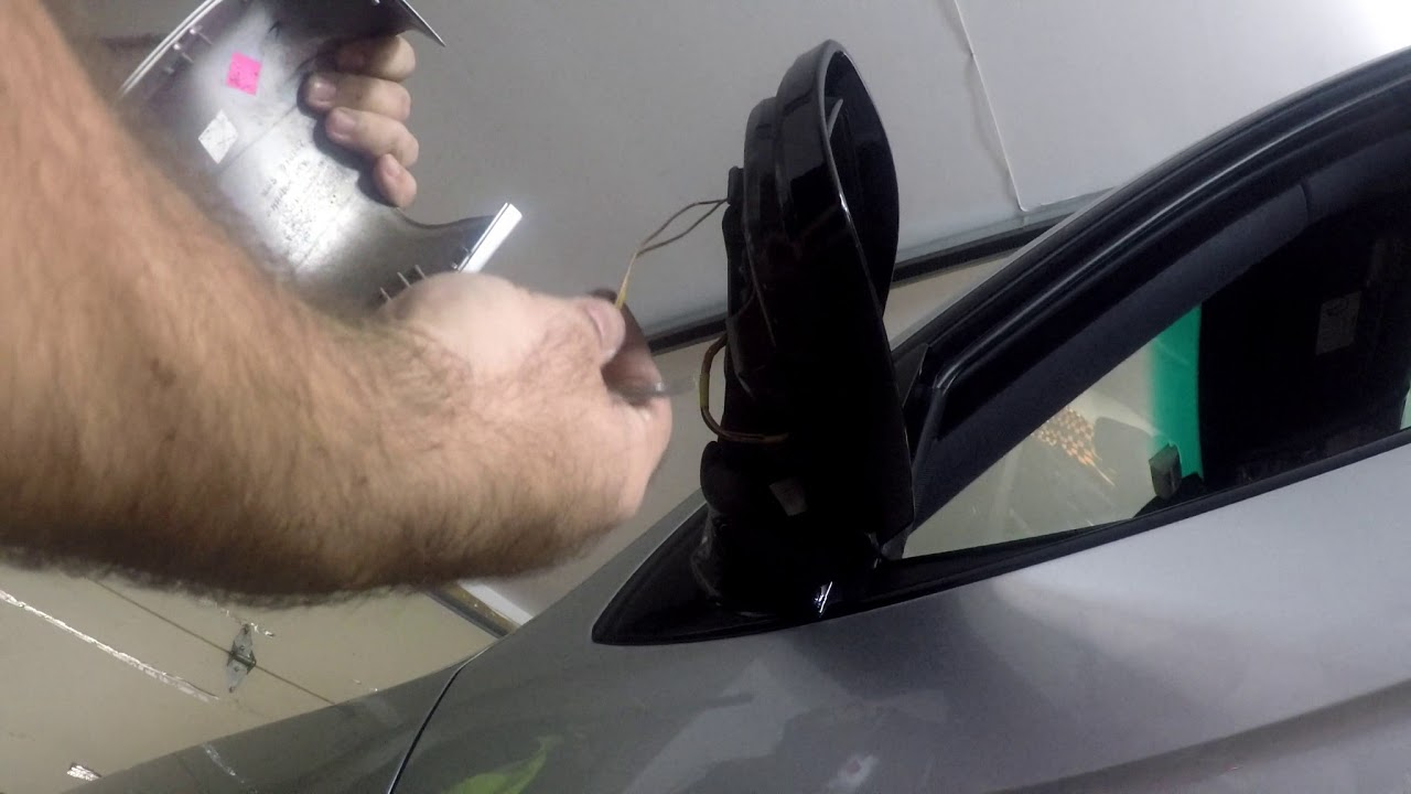 bmw x5 e70 wing mirror replacement