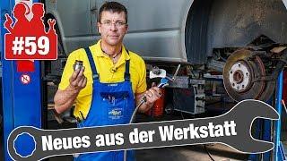 AGR legt Opel lahm - aber WIE?! | Und: Bremsen-Glühen beim T5
