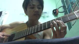 3 ngọn nến lung linh guitar