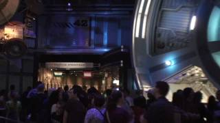 Disney World MISSION SPACE Epcot