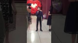 Дети спели на свадьбе сестры 💜Ермат&Бану