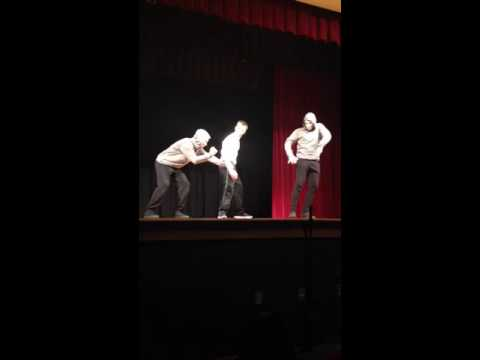 *Talent Show* dubstep dance Rossview High School