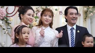 Dam cuoi Tuan Anh - Hai Yen highlight 15/12/2019