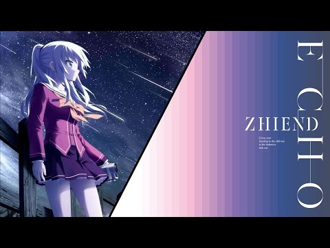 ZHIEND - ECHO アルバム [Japanese Version]