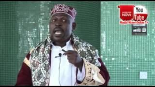 Sh.  Kipozeo - Haya ndio masharti ya Uchamungu 2017 Video