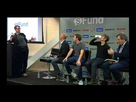 sFund Announcement, October 21, 2010 - Facebook