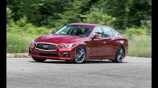 Review Acceleration 2016 Infiniti Q50 Quality Competitors on The Road