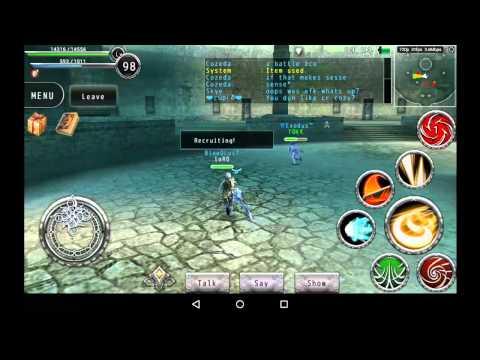Avabel Online PvP: Tokey :) (Geo Dancer) Vs LoRD (Gladiator)