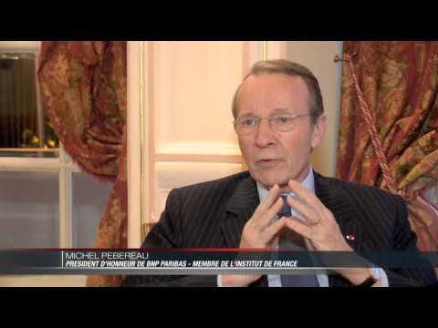 Conférence Du Président D'Honneur De La BNP Paribas En Principauté