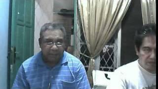 Pendeta Soleman Manufandu, mencoba upload di Youtube