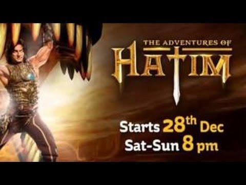 The Adventures Of Hatim New Show On Life OK - First Look