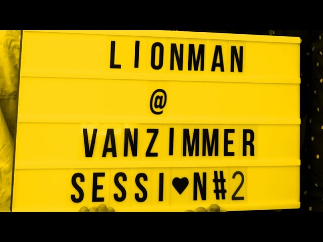 Lionman @ Vanzimmer Sessions Hannover #02