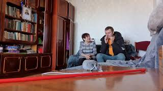 Проведал маму . Украинские песни