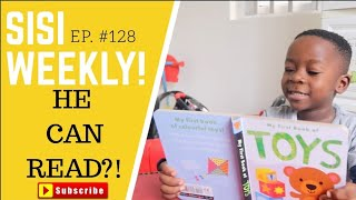 3 YEAR OLD CAN READ? | SISI WEEKLY EP #128 | LIFE IN LAGOS