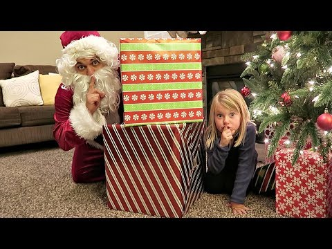 SARDINES WITH SANTA!! | SANTA SEEKING