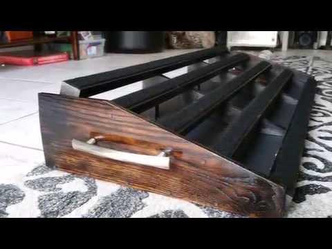 build your own pedal board 101 doovi. Black Bedroom Furniture Sets. Home Design Ideas