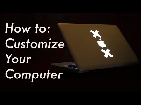 How to personalize your laptop