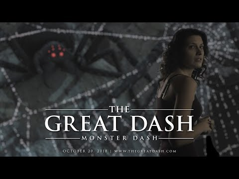The Great Dash | Monster Dash - October 20, 2018