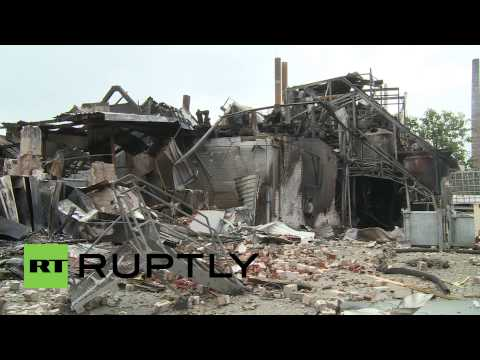 Germany: Chemical plant explosion has shattered this Bremen town