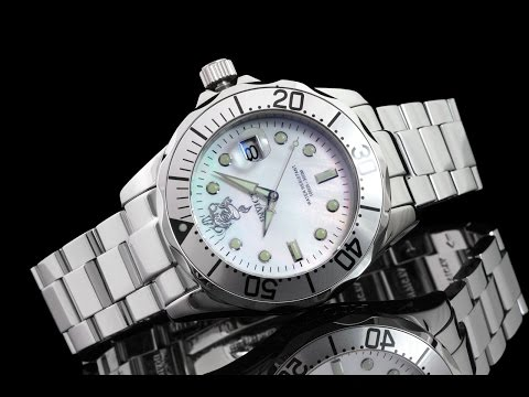 Invicta 17956 47mm Sea Base Edition Pro Diver Automatic Bracelet Watch