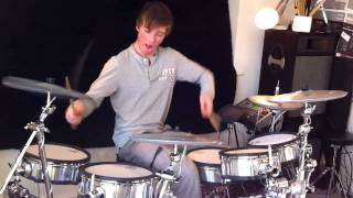 Blink 182 - All The Small Things (Drum Cover) *HD* HIGH QUALITY
