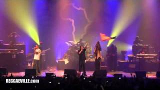 Damian Marley & Nas - Africa Must Wake Up in Paris, France 4/5/2011
