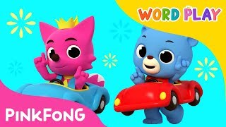 Vroom Vroom Family | Word Play | Pinkfong Songs for Children