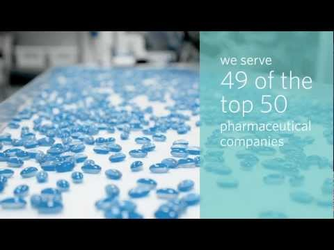 About Catalent: More Products. Better Treatments. Reliably Supplied.