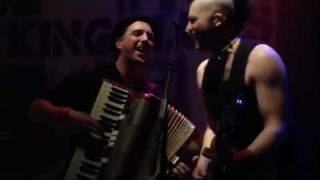 Broilers - Cigarettes & Whisky (live) - The Roundhouse, Camden, London, 2 November 2011