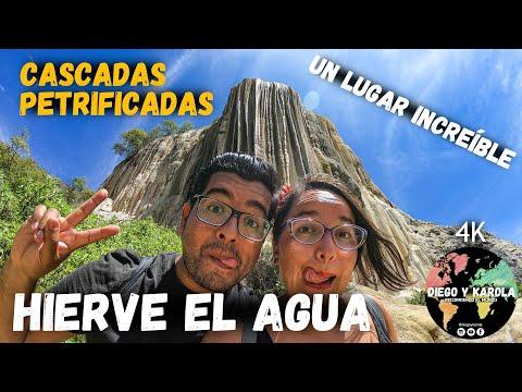 HIERVE EL AGUA, CÓMO LLEGAR BARATO Y SIN TOUR | MÉXICO | 4K |