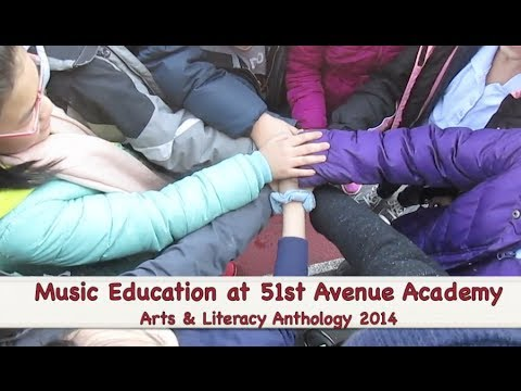 Music Education at 51st Avenue Academy